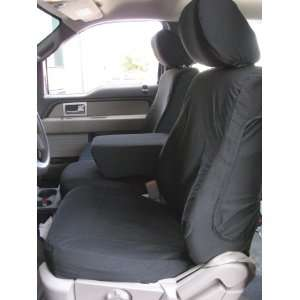 Exact Seat Covers, F462 X8, 2009 2010 Ford F150 XL Front