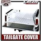 4137B Dee Zee Black Aluminum Tailgate Cover Ford Super Duty 99 07