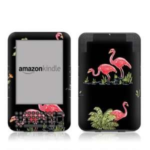 Flamingos Design Protective Decal Skin Sticker for