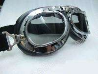 NEW Steampunk Goggles Grey Lenses Industrial Goth Unique