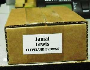 TOPPS 2008 JAMAL LEWIS SEALED box of 100 cards