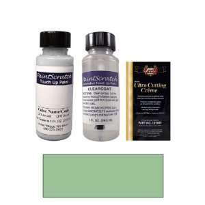 Oz. Cypress Green Metallic Paint Bottle Kit for 1976 Mercedes Benz