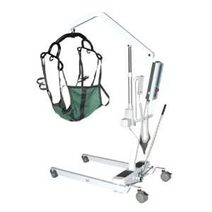 Drive Medical Electric Patient Lift with Removable Rechargeable
