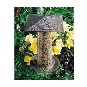 Cardinal Tube Bird Feeder Patio, Lawn & Garden