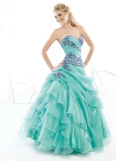 2012 Prom dresses Wedding Bridal Gown Homecoming Evening Party Dress