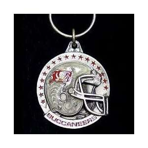 NFL Team Helmet Key Ring   Tampa Bay Buccaneers Sports