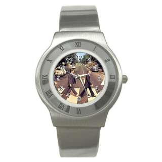 The Beatles Abbey Road Stainless Wrist Watch Unisex Gi
