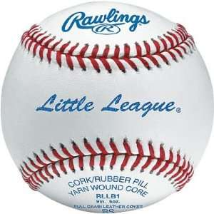 Rawlings Official Little League Baseball Dozen   Baseballs