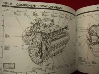 Crown Victoria Mercury Grand Marquis Electrical Wiring Diagrams Manual