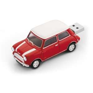 8 GB Mini Cooper Car USB flash pen drive memory stickPen