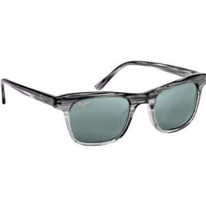 Maui Jim Sunglasses Aloha Friday Adult Polarized Eyewear   Grey Fade