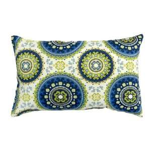 com Greendale Home Fashions Rectangle Outdoor Accent Pillows, Summer