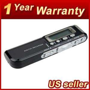 Professional 4GB USB Digital SPY Audio Voice Recorder Dictaphone