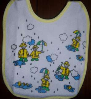 New Baby King Bib, Tie Closure, Baby Shower, Bear, Star, Diaper Cakes