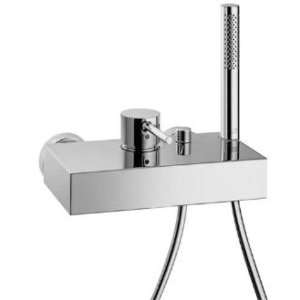Hansgrohe 10402001 Axor Starck X Wall Mount Tub Filler with Handshower