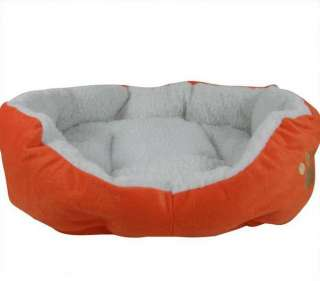 New Color Cozy Soft Warm Pet Bed For Small Dog & Cat