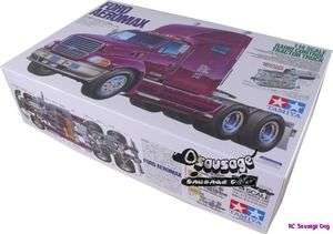 New Tamiya #56309 1/14 RC Ford Aeromax Tractor Truck