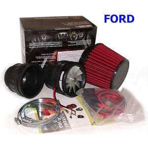 FORD VORTEX ELECTRIC SUPERCHARGER AIR INDUCTION KIT