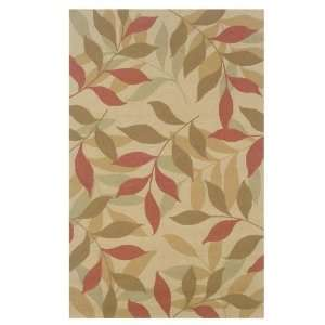 Leaf Print Indoor/Outdoor Rug Collection