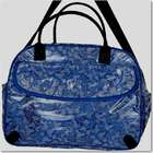 BABY ZIGGLES Blue/White Flower Stylish Diaper Bag(Pack of 12)
