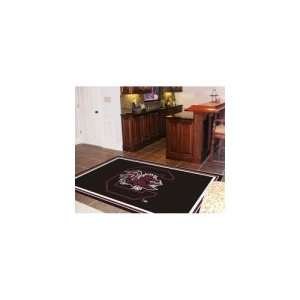 South Carolina Gamecocks NCAA Floor Rug 5x8 Sports