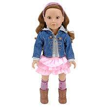 Journey Girls 18 inch Soft Bodied Doll   Kyla   Toys R Us   Toys R