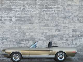 1968 ford mustang shelby gt500 1968 shelby gt500 conv fully restored