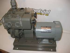 ORION DRY ROTARY VANE VACUUM PUMP KRS 1 NATIONAL .2 KW
