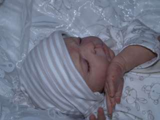 PRECIOUS~DREAMS Reborn TWIN PREEMIE Newborn Baby BOY Doll by RUTH