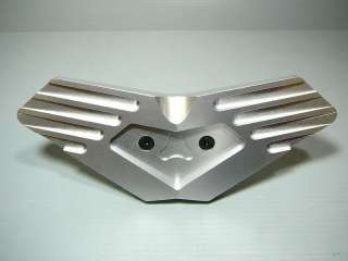 THIS IS A HEAVY DUTY ALLOY FRONT BUMPER FENDER FOR HPI BAJA 5B, KING