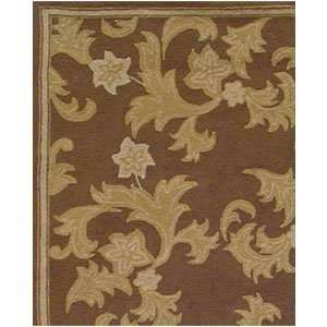 Sawgrass Mills Chantilly Antique Brown Rug   Medium 5x8