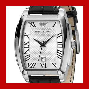 Latest Emporio Armani Men Classic Date Watch AR0933