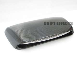 WRX OR STI GDA GDB 3 VENT TALL CARBON FIBER CF HOOD SCOOP JDM