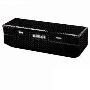 Tradesman 60 in. Flush Mount Truck Tool Box TAWB60BK