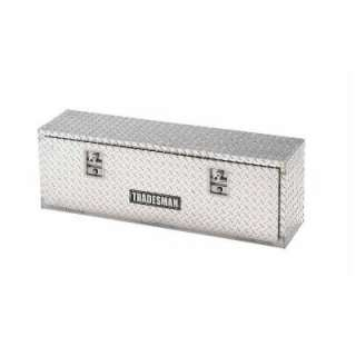 48 in. Aluminum Top Mount Truck Tool Box TALTM48