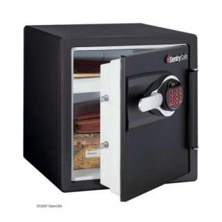 Safe Fire 1.2 cu. ft.Fire Resistant Electronic Lock Safe  DISCONTINUED