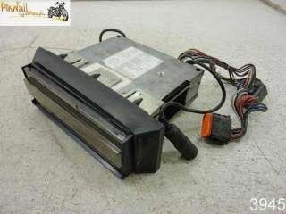 95 Harley Davidson Touring FLH RADIO CASSETTE PLAYER  VIDEOS