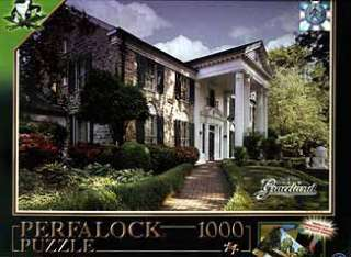 graceland, home of elvis presley, jigsaw puzzle 1000 pieces, perfalock