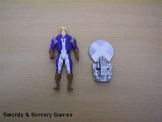 Men X Force   Cannonball action figure (Marvel)