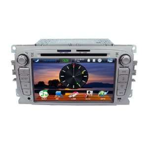 DVD Player GPS Navigation System Car Radio with Bluetooth SD iPod USB