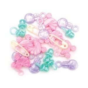AMSCAN Party Favors 25/Pkg Baby Shower 369 643; 6 Items/Order