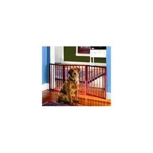 Wood Pet Gate   3 Sections (Case of 8)