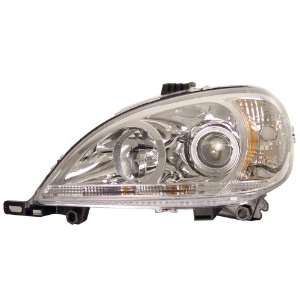 Mercedes Benz M  Class Projector Head Lights/ Lamps Performance