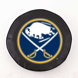 Buffalo Sabres NHL Black Spare Tire Cover