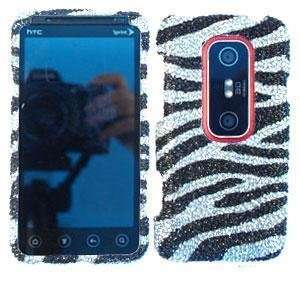 HTC EVO 3D Full Crystal Diamond / Rhinestone / Bling Clear