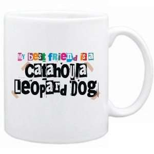 New  My Best Friend Is Catahoula Leopard Dog  Mug Dog