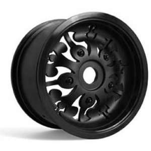 AX8028 Signature Monster Truck Wheel Black Toys & Games