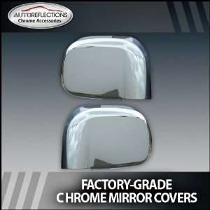 2002 2008 Dodge Ram 1500 Chrome Mirror Covers (Full