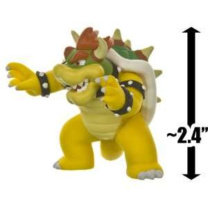 Bowser (~2.4) Mini Figure Super Mario Galaxy Desktop Mascot Mini