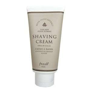 Fresh for Men Shaving Cream with Olive Extract, 5.1 fl oz
